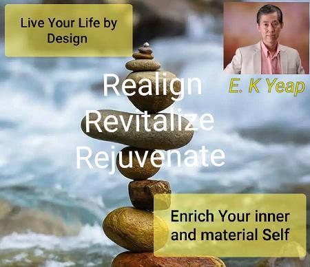 Nature-Design your life workshop